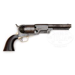 COLT THIRD MODEL DRAGOON PERCUSSION REVOLVER.
