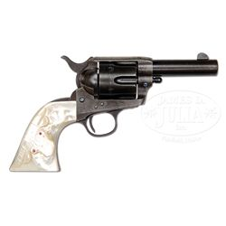 *EXTREMELY RARE COLT SHERIFF'S MODEL SINGLE ACTION ARMY REVOLVER.