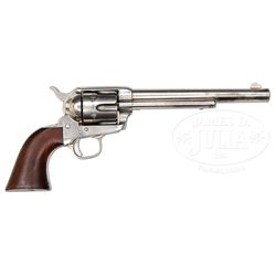 FINE COLT FRONTIER SIX SHOOTER SINGLE ACTION ARMY REVOLVER.
