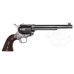 RARE FLAT TOP TARGET COLT SINGLE ACTION ARMY REVOLVER.