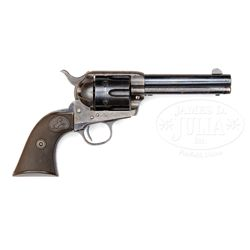 *COLT SINGLE ACTION ARMY REVOLVER.