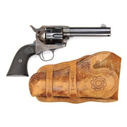 *COLT FRONTIER SIX SHOOTER SINGLE ACTION ARMY REVOLVER.
