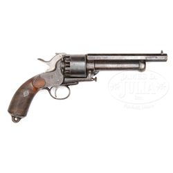 CONFEDERATE SECOND MODEL LEMAT REVOLVER