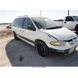 2000 Dodge Caravan Starter http://auction.robertsonauto.com/2000-DODGE-GRAND-CARAVAN_i15600115