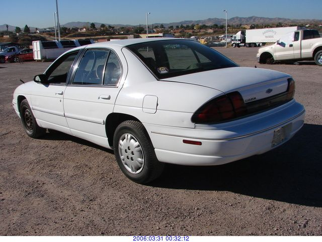 2000 - CHEVROLET LUMINA - Rod Robertson Enterprises Inc.