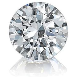 D color - 0.68 ct Diamond SI2