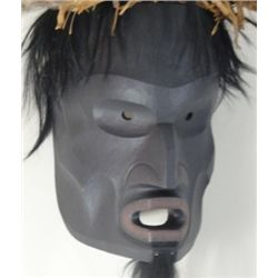 Outh Ma Koik - Wild Man of the Woods mask