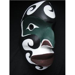 West Coast Native Fisherman Mask