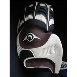West Coast native Eagle mask