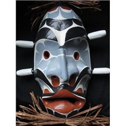 West Coast Native Sea Anenome Mask