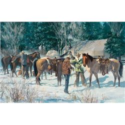 The Hillgard Hunt by Carter, Gary