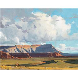 Green Pastures by Case, Russell