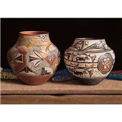 Acoma and Zuni by Acheff, William
