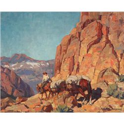 Over the Hump by Payne, Edgar