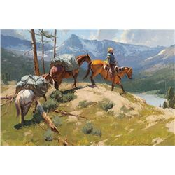 Wind River Packer by Anton, Bill