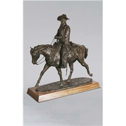 John Wayne: First Model for the Monument) by Jackson, Harry