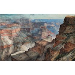 Grand Canyon by Leigh, William R