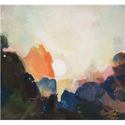 Mountain Sunrise by Dixon, Maynard