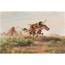 The Chase by Clymer, John