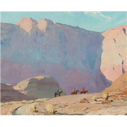 Riders of Marble Canyon by Case, Russell