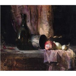 Paper Cloth and Onions by Leffel, David