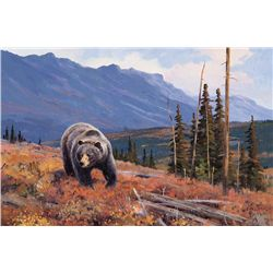 Autumn Reds - Grizzly by Carlson, Ken
