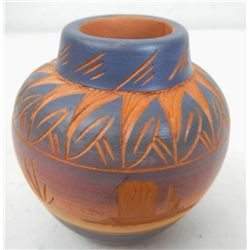 Navajo Red Earth Trade Pot