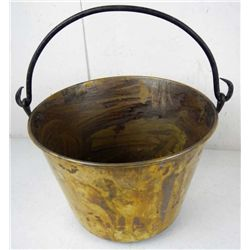 Brass Antique Pot