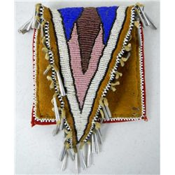 Sioux Beadwork Bag