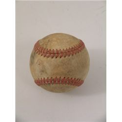 Man Of Steel Baseball Prop