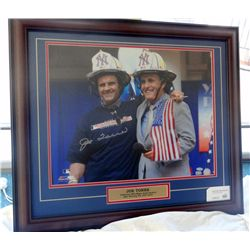 Framed Signed Photo Of Joe Torre