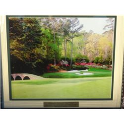Augusta National Golf Club Framed Photo 16x20