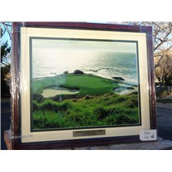 Pebble Beach Golf Links 16x20