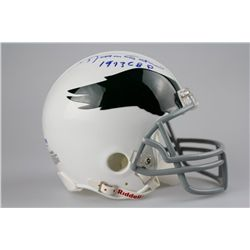 SIGNED-Roman Gabriel Mini-Helmet PSA/DNA COA