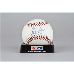 SIGNED-Nolan Ryan Baseball PSA/DNA COA STACKS