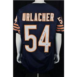 SIGNED-Brian Urlacher Custom Jersey