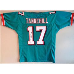 SIGNED-Ryan Tannehill Dolphins Jersey GTSM COA