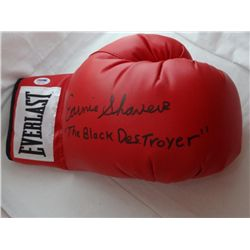 SIGNED-Earnie Shavers Boxing Glove PSA/DNA C.O.A
