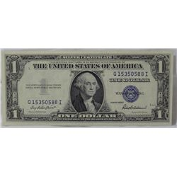$1 1935 -F Silver Certificate Choice Unc Condition