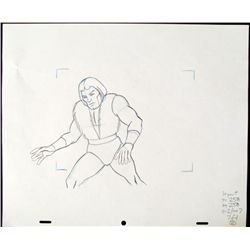 Drawing Original Bring it Animation The Mighty Hercules
