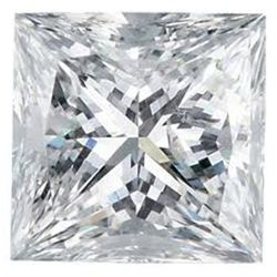 CERTIFIED Princess 1.0 Carat H, VS1, EGL ISRAEL
