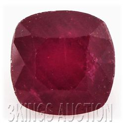 5.35ctw African Ruby Loose Gemstone