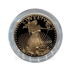 Half Ounce - In Capsule Proof American Gold Eagle (Date