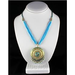 31.08GRAM INDIAN HANDMADE LAKH FASHION NECKLACE