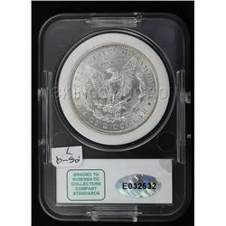 1882-P Morgan NCC MS67