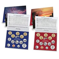Uncirculated Mint Set 2010