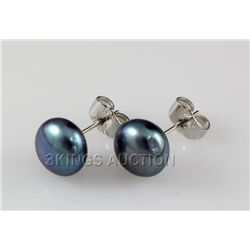 13.64CTW BLACK SIOPAO EARRING PHILIPPINES