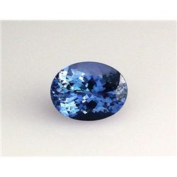 Natural African Tanzanite 2.60ctw Loose Gemstone AA+