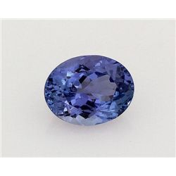 Natural African Tanzanite 2.77ctw Loose Gemstone AA+