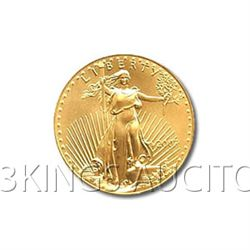 Quarter Ounce 2007 US American Gold Eagle Uncirculated